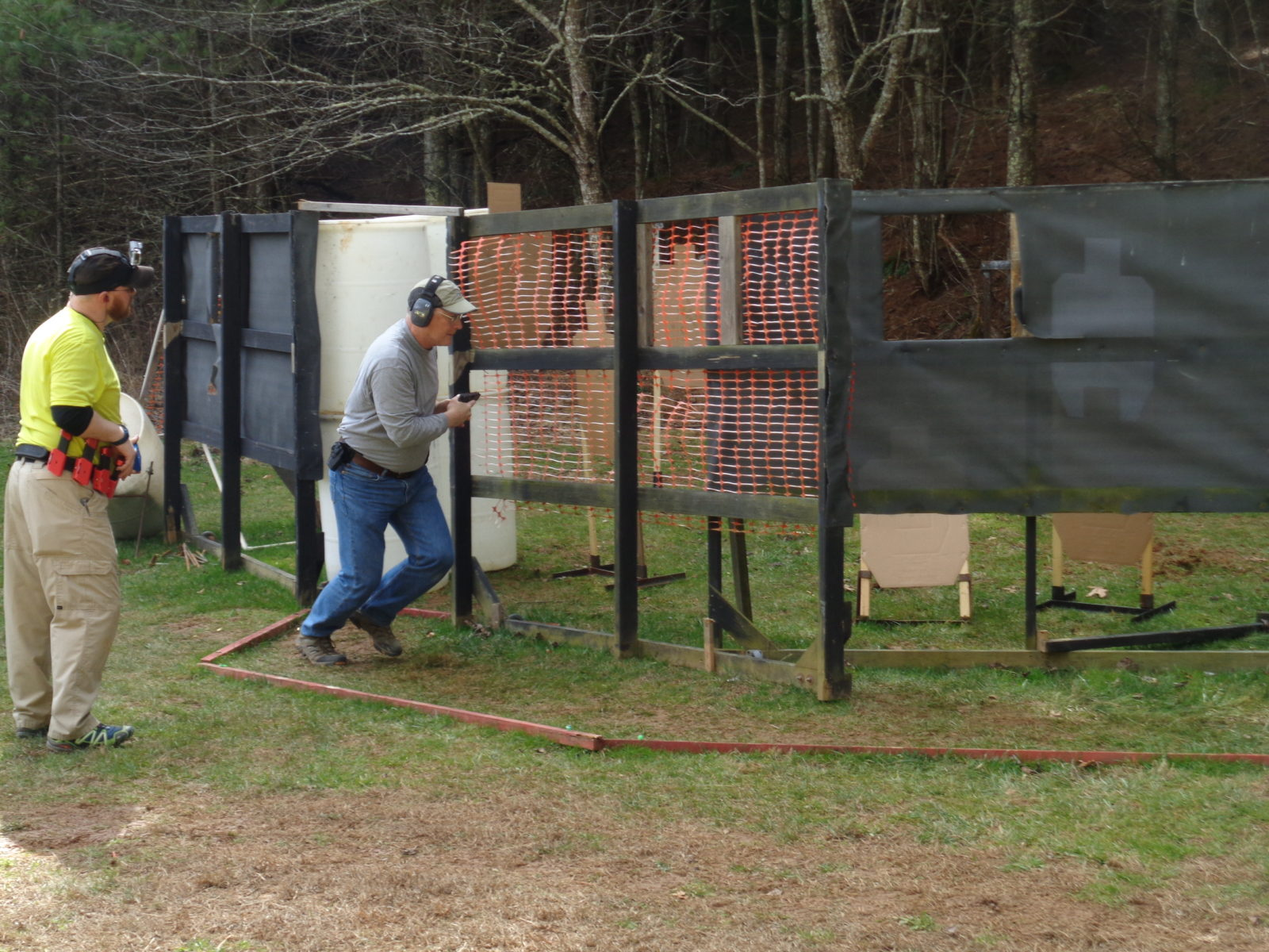 practical shooting match western north carolina