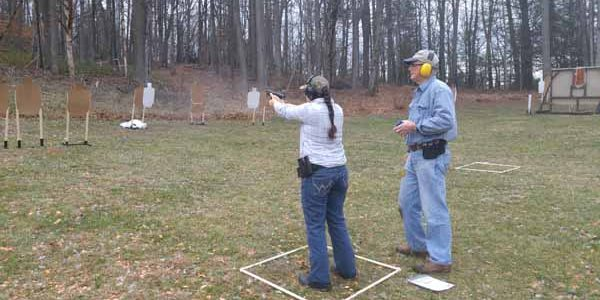 WomanPracticalShooting